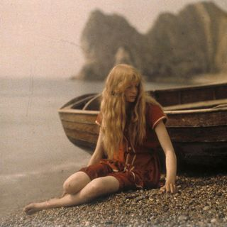 Color Photographs From 1907 :: Autochrome and Pictorialism