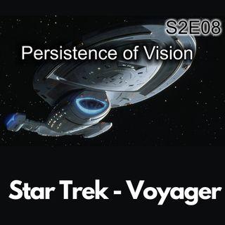 """Sesión de cine del Retiro """"El Corazón del Amor"""" con David Hoffmeister / Movie Session """"Star Trek - Voyager - Persistence of Vision"""""""