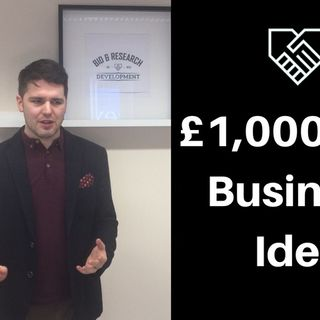 Million Pound Business Idea