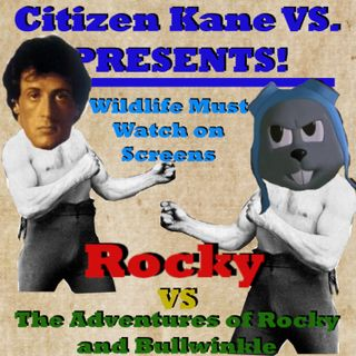 Rocky vs The Adventures of Rocky and Bullwinkle