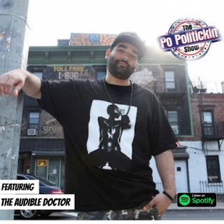 Episode 392 - The Audible Doctor @audibledoctor