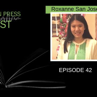 Time Travel and Finding Inspiration from Home with Roxanne San Jose