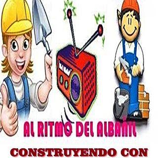 AL RITMO DEL ALBAÑIL. BAJO LA CONDUCCION DE LA ARQUITECTA MONTSERRAT TORIBIO LÓPEZ - 20 ENERO 2021