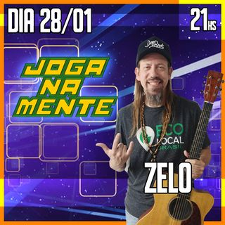 Auto aceitação e afirmação - Zelo lançando o Single Pertinho do Mar - Joga Na Mente