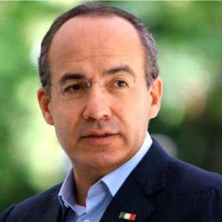 El ex presidente Felipe Calderón, rechazó que en su gobierno hubiera narcoestado