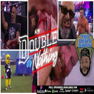 AEW Double or Nothing 2020 Post Show (The RCWR Show 5-23-2020)