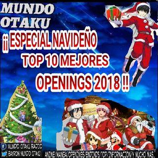 Especial Navideño Los Mejores Openings 2018