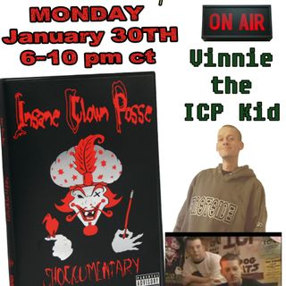 Replicon Radio 1/30/17: Vinny the ICP Kid