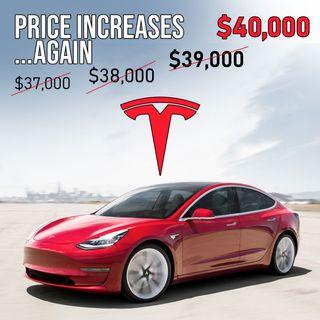 119. Tesla Increases Prices Again | Two Bit da Vinci