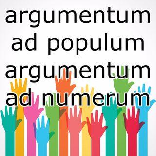 Podkast 04 - Argumentum Ad Numerum (ad Populum)