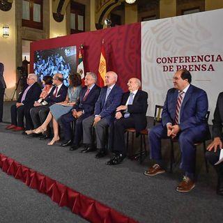 Disminución en el flujo de migrantes; Aniversario del exilio español; Reforma Electoral