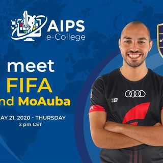 AIPS e-College meet FIFA eSports ep.13