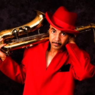 A journey in music with saxophone Jazz Artist Richie Love