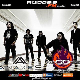 proGDosis 232 - 15may2021 - Anaxes