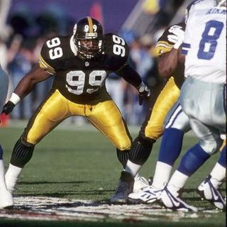 Interview with Former Steeler Great levon kirkland