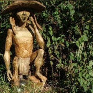 La Leyenda del Pombero - mitologia litoraleña