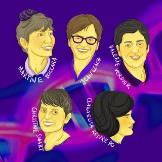 Las 5 mujeres que inspiraron a Silvia Restrepo