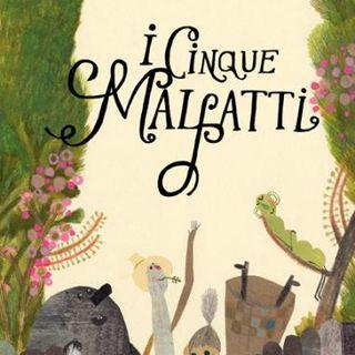 Audiolibri per bambini - I cinque malfatti (Beatrice Alemagna) www.radiogiochiecolori.it