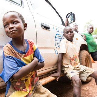 Mil 600 niños desaparecidos o muertos por migración en 4 años