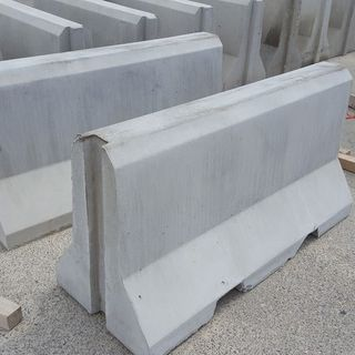 Daftar Harga & Ukuran Road Barrier Beton Pracetak ☎ (021) 2957 2295 (Megacon.id)