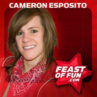 FOF #1295 – Cameron Esposito: Lesbian in a Bridesmaid's Dress