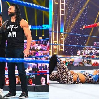 WWE Week in Review: When Does Reigns vs McIntyre Actually Happen? ll Mysterio/Rollins Finally Over ll Survivor Series Preview