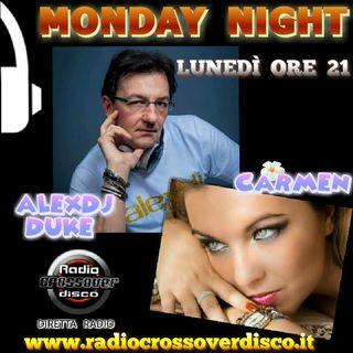 MONDAY NIGHT ALEX DJ DUKE