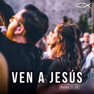 Oración 30 de enero (Ven a Jesús)