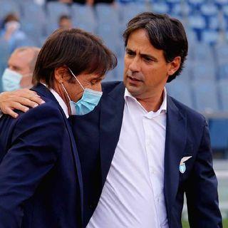 Inter Lazio 3-1 La Strategia Di Conte