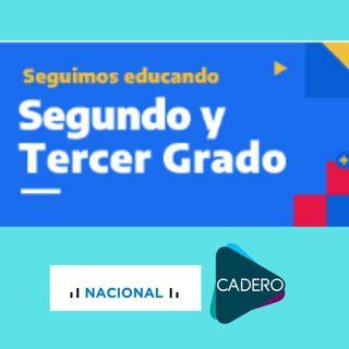 Educar Segundo y Tercer Grado - Radio Nacional - CADERO
