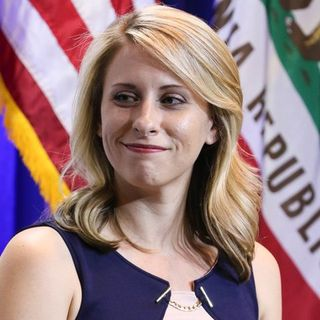Congress Woman Katie Hill Naked Rumor Buried In Internet