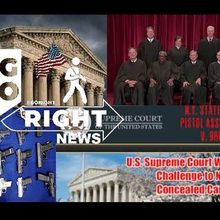 Supreme Court To Hear Concealed Carry Case