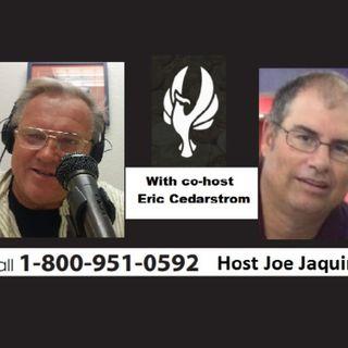 02-20-19 Patriot Radio News Hour - Host Joe Jaquint