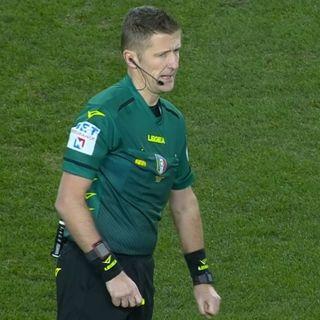 Terzo fischio d'inizio agli Europei per l'arbitro Orsato: oggi dirige l'ottavo Svezia-Ucraina