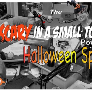 Scary in a Small Town!  Halloween! (073