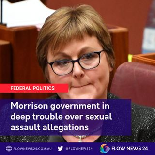Sexual Assault allegations in Canberra office of Defence Minister a problem for government