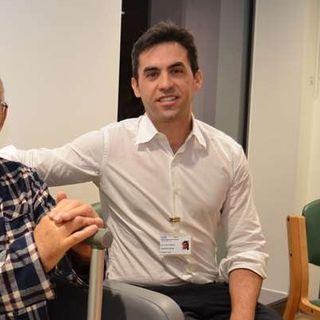"""Coronavirus: Mr Giuseppe Aresu """"nell'ospedale di Cambridge dove lavoro tanta attenzione e preoccupazione come nella vita"""""""