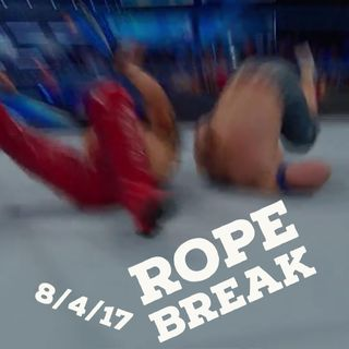 "Rope Break 10/9/16 ""No Mercy for Wrestling Fans"""