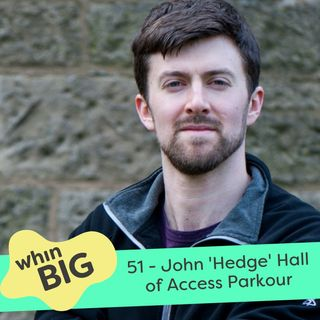 51 - How to build brand loyalty, and knowing your audience, with John 'Hedge' Hall