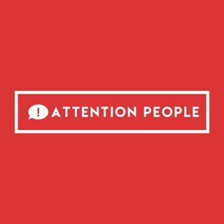What is Attention People?