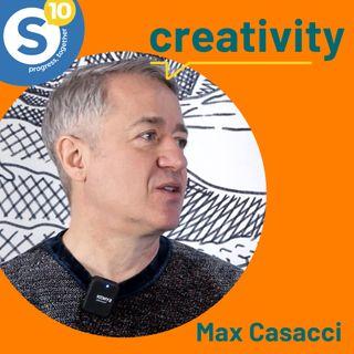 10 anni di Synesthesia con Max Casacci. Parliamo di Creatività