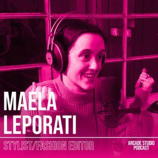 EP 30 - MAELA LEPORATI  // Moda, Sanremo e La Fotografia al Femminile