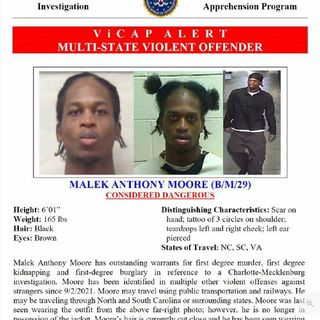 Armed and dangerous' man wanted for murder of hurricane evacuee found dead in Charlotte art studio Shizzy's Lit Podcast