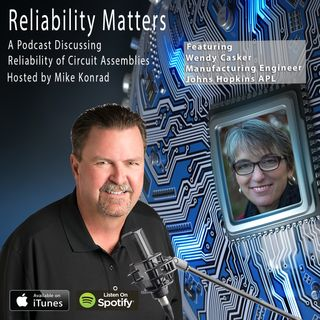 Episode 3 - An Interview with Johns Hopkins' APL Engineer, Wendy Casker