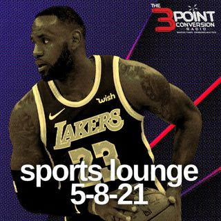 The 3 Point Conversion Sports Lounge - Agree With Play-In Game, Are Lakers In Trouble, NFL Rookies That Will Stand Out