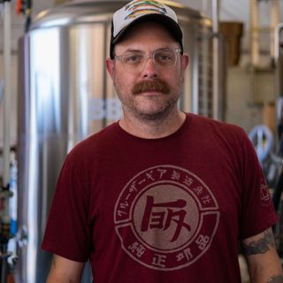 Ep. 80 - Sean Burke of Foreland Beer