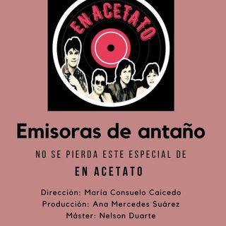 Emisoras de antaño en la radio colombiana
