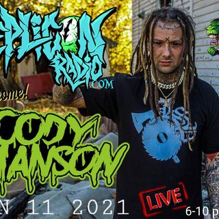 Cody Manson 1/11/21 Replicon Radio