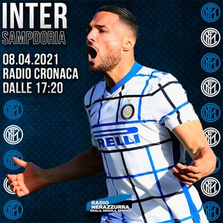 Live Match - Inter - Sampdoria 5-1 - 08/05/2021