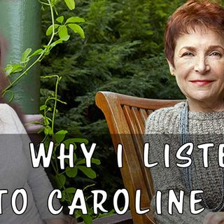 Why I Listen to Caroline Myss | Simona Rich